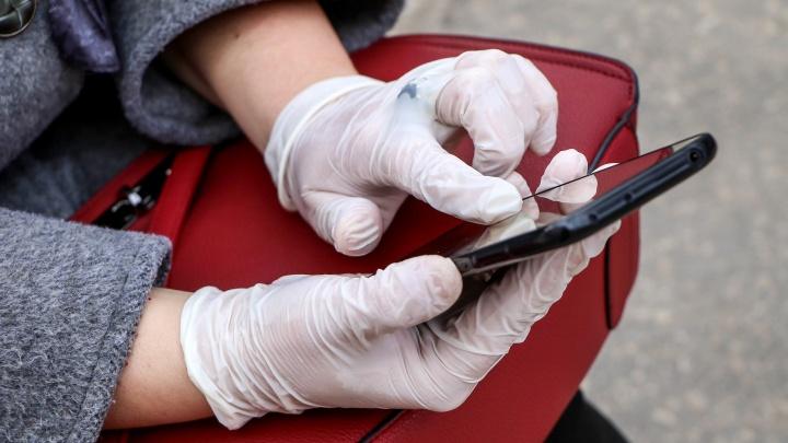 В Нижегородской области ввели обязательный перчаточный режим