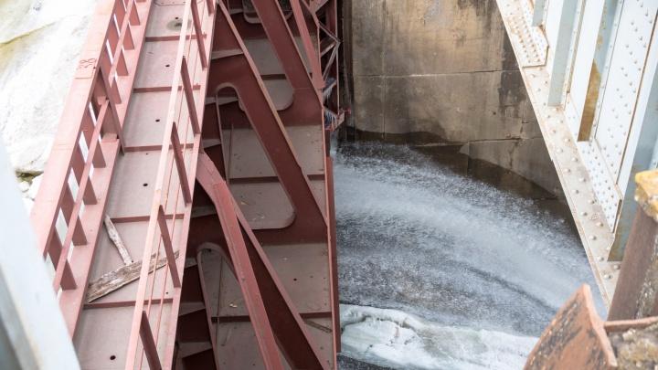 Жигулёвская ГЭС назвала сроки открытия водосливной плотины