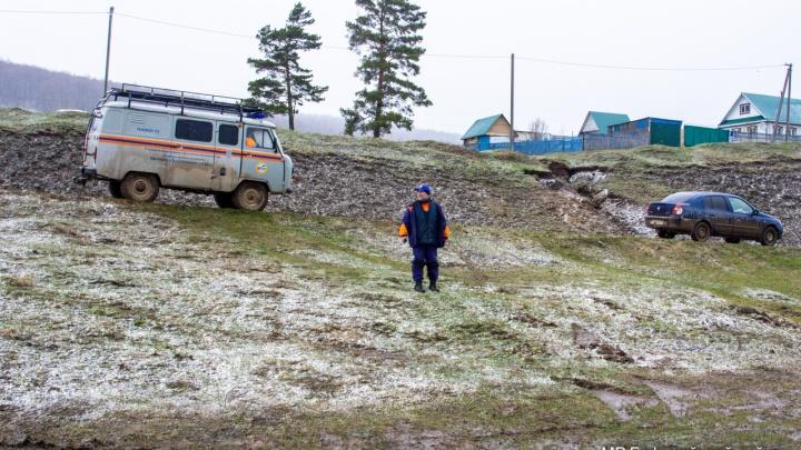 Уфимские волонтеры прекратили поиск пропавшего 9-летнего мальчика