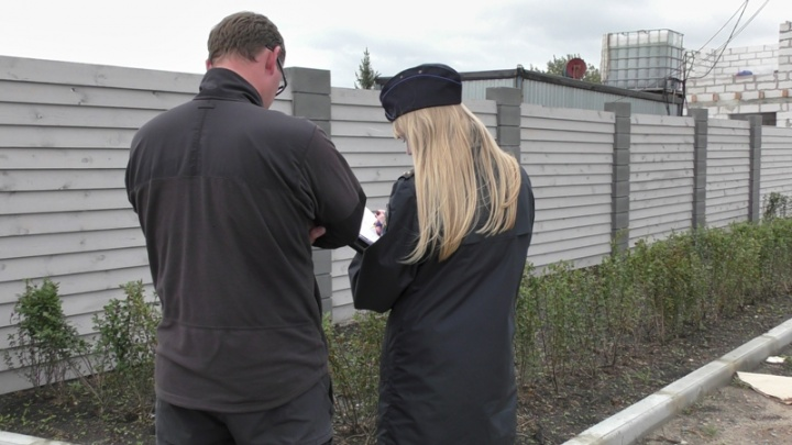 В Челябинске поймали мужчину, своровавшего больше двухсот кустов кизильника в центре города