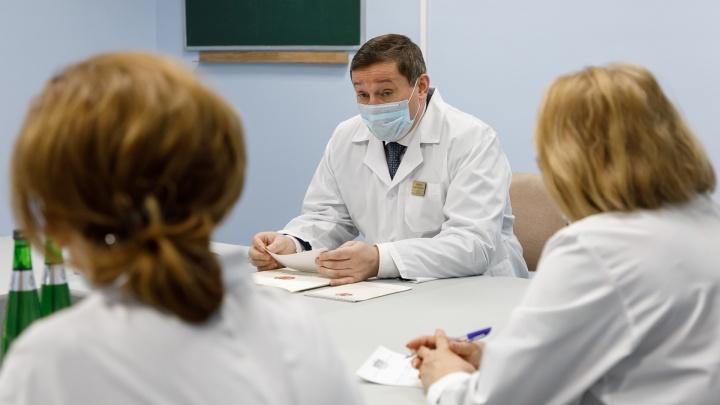 Губернатор анонсировал ухудшение обстановки по коронавирусу в Волгоградской области
