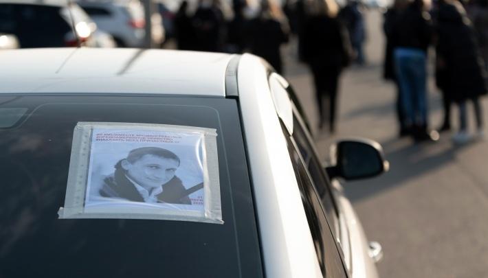 В Волгограде родные и друзья Романа Гребенюка проведут третий памятный автопробег