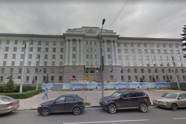 Новый адрес Арбитражного суда области: Самарская, 203б