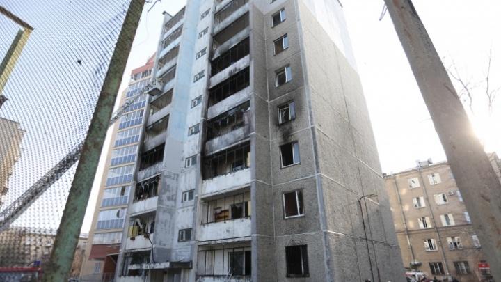 Власти отчитались о замене окон во всех квартирах многоэтажки, пострадавшей при взрыве в больнице