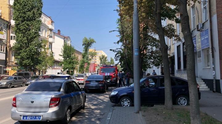 Здания областного суда «заминировали» в Ростове