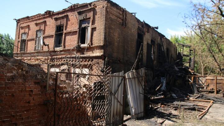 «Наш любимец погиб»: погорельцы рассказали о ночном пожаре на Самарской