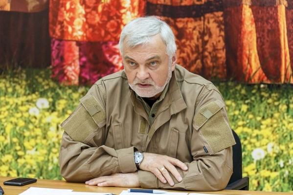 Владимир Уйба считает, что инициатива объединения регионов должна исходить от самих жителей