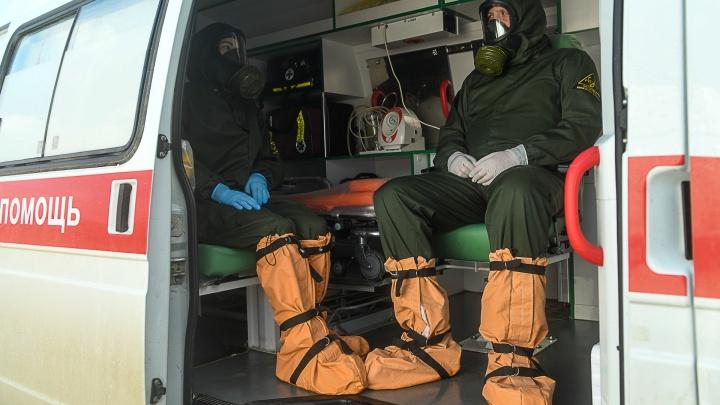 Первый случай: в Режевском городском округе у пациента подозревают COVID-19