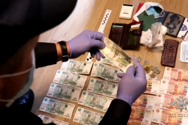 Все похищенные деньги изъяты полицией