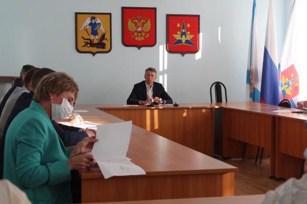 Андрей Бральнин обеспокоен ситуацией с коронавирусом в Котласе
