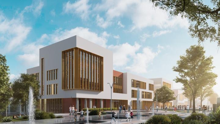 «Школа — это центр развития района»: каким будет «Губернаторский лицей» и нравится ли он главе области
