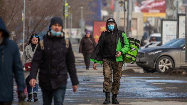Подневольный Новосибирск: как выглядят улицы города в нерабочий понедельник (апокалипсис отменился)