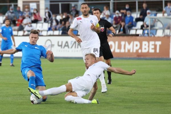 Самарцы забили три гола в ворота соперника