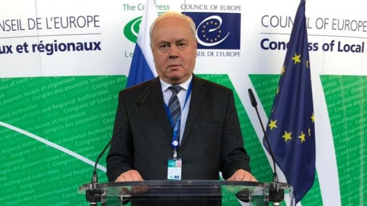 Главу Курултая Башкирии назначили представителем России в Совете Европы