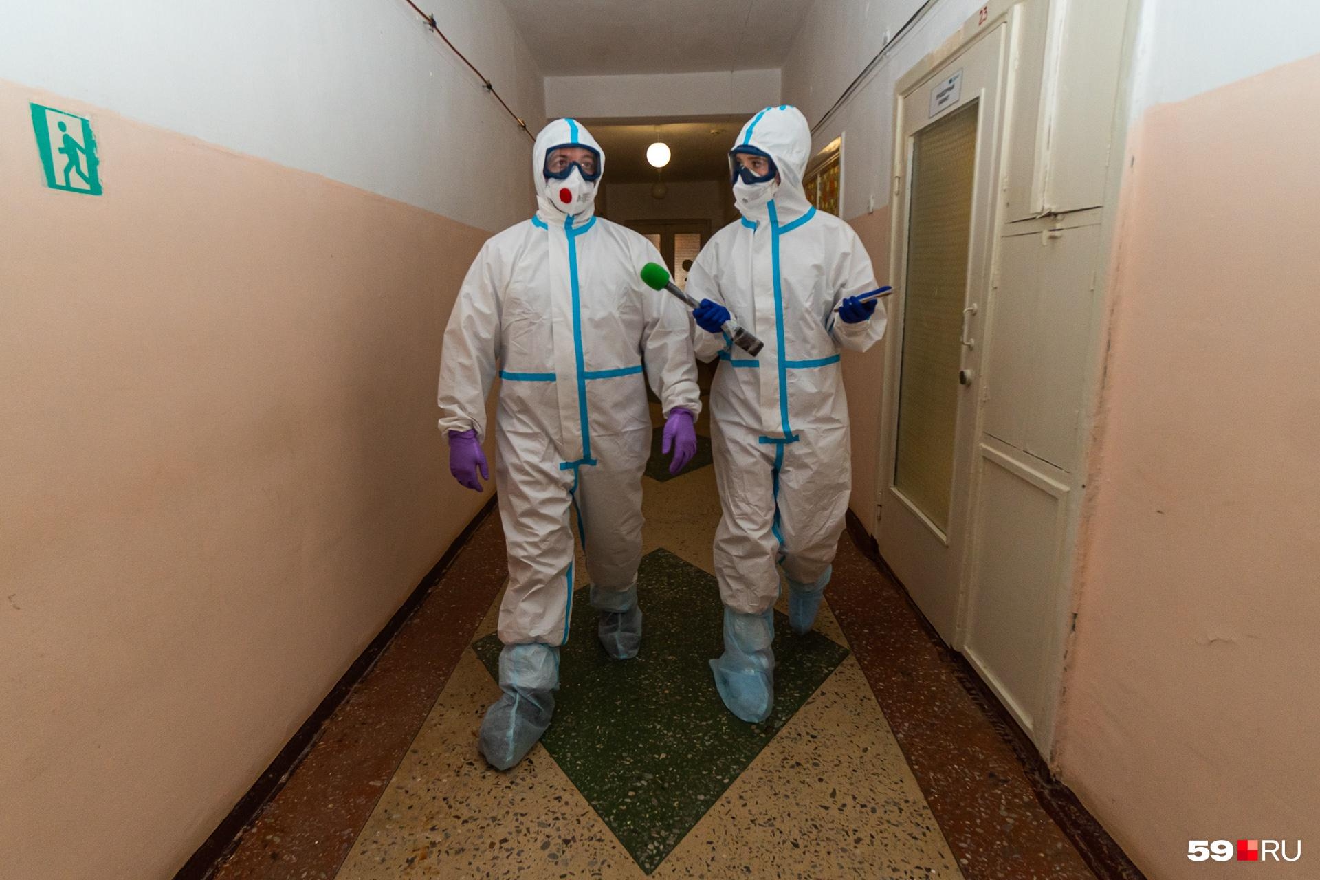 Роман Андреевич рассказывает, что переболевшие пациенты не должны заразиться во второй раз<br>