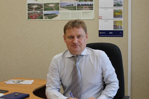 Денис Маслов руководил департаментом с августа 2018 года