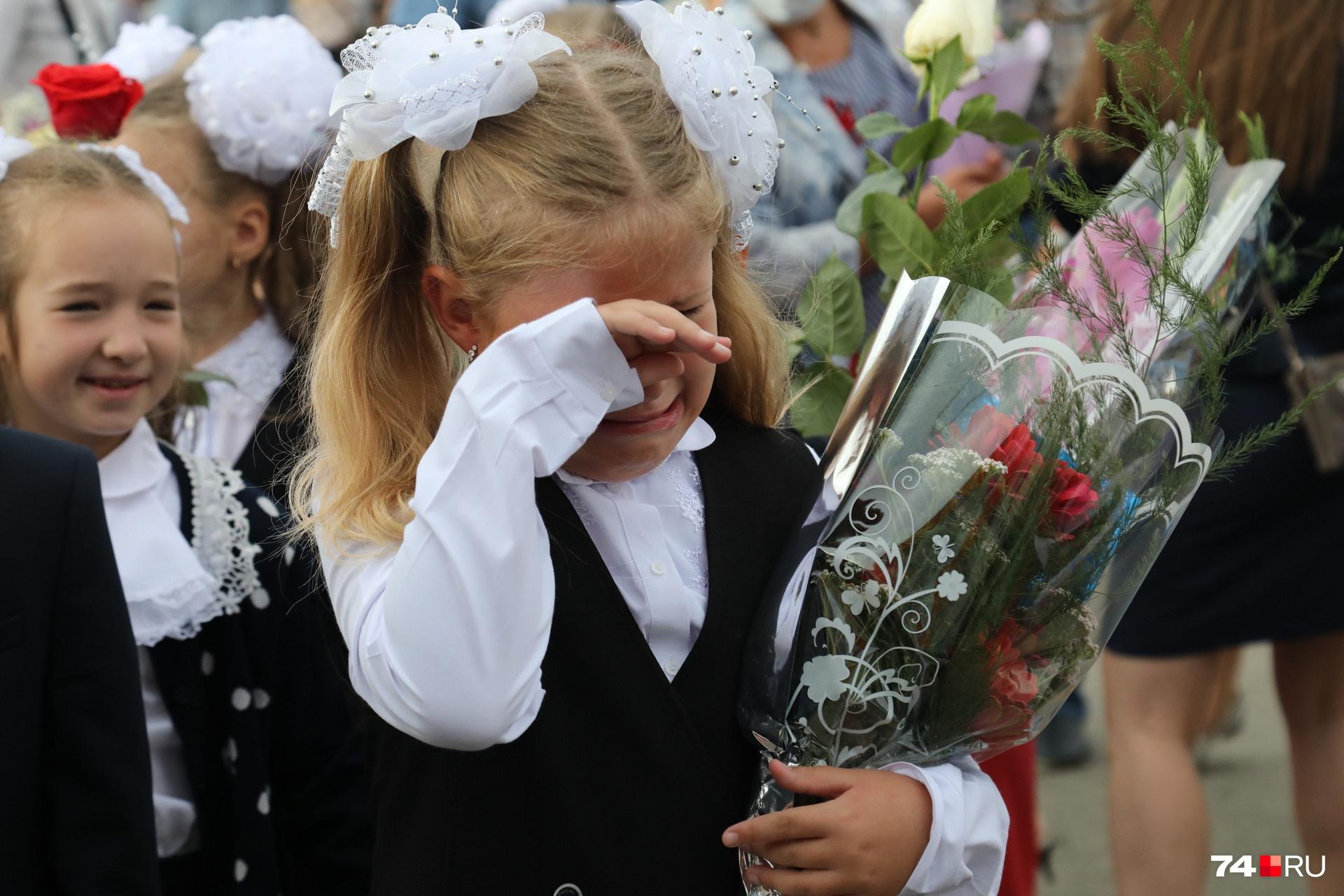 Сдержать эмоции сегодня трудно и взрослым, и детям