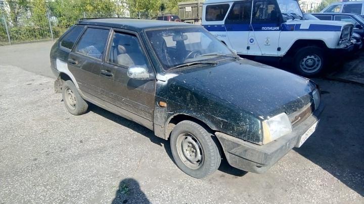 Полицейские задержали водителя, сбившего насмерть пенсионера в Исилькуле