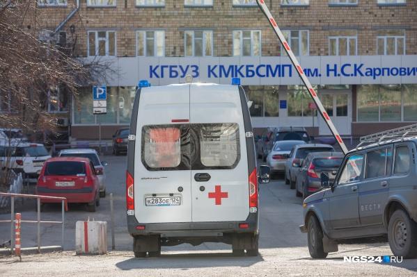По официальной сводке, Красноярский край на 7-м месте по стране по числу больных ковидом