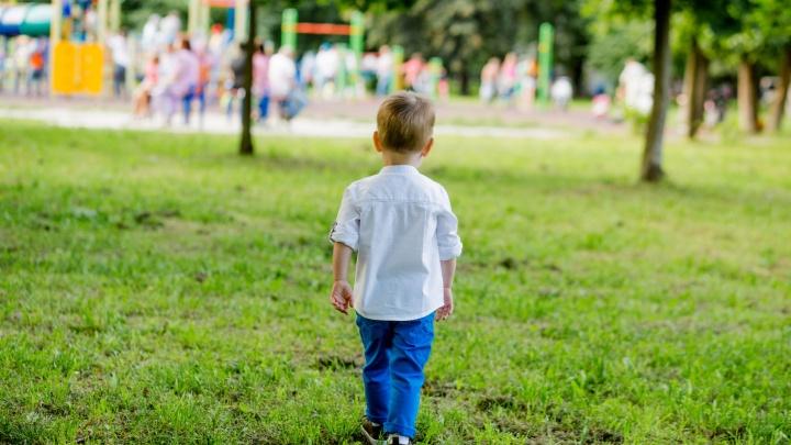 Малыш с маячком. Что делать, если ваш ребенок потерялся: пять простых советов родителям