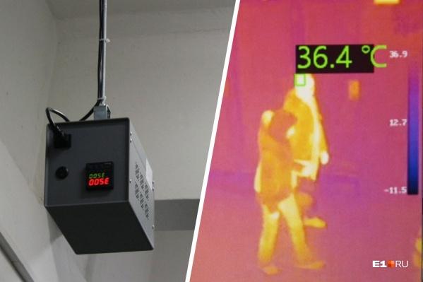 На этой неделе тепловизоры появятся на каждой станции метро