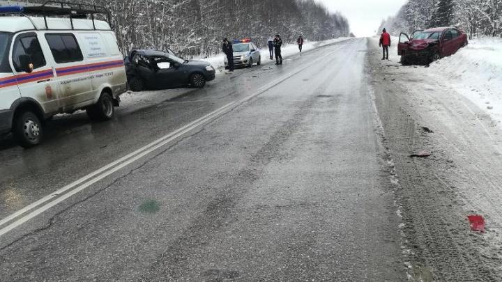 В Прикамье водитель получил условный срок за смертельное ДТП