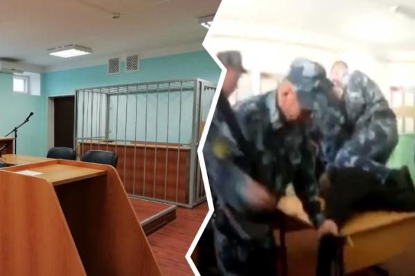 Суд избрал меру пресечения для 14 бывших сотрудников колонии, обвиняемых в избиении заключённого
