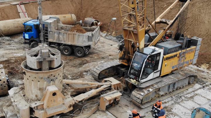 Строителям моста через Волгу у Климовки отдадут 223 га земли