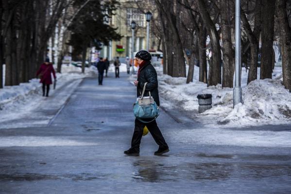 В ближайшие дни в Новосибирскепогода будет неустойчивой, с частыми осадками в виде снега и мокрого снега