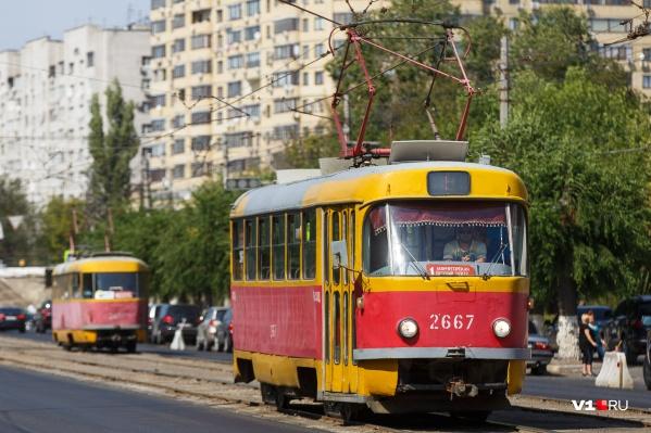 Трамвай № 1 окончательно ушел в прошлое