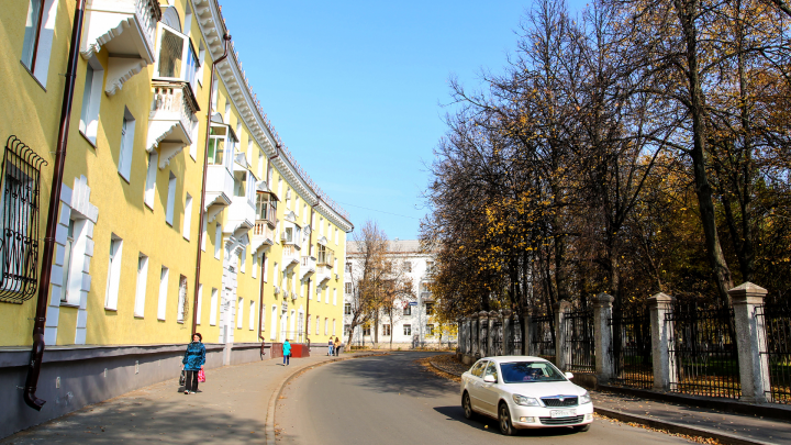Единственный район с душой: гуляем по уфимской Черниковке