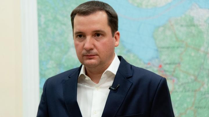 «Инициатором вопроса больше не буду»: Цыбульский отказался от слияния Архангельской области и НАО