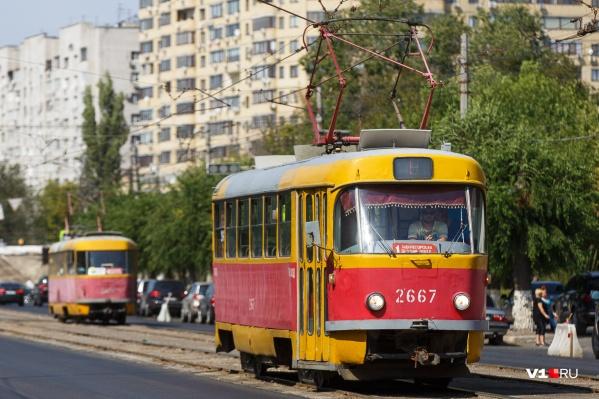 За сохранение трамвая высказались уже более 300 человек