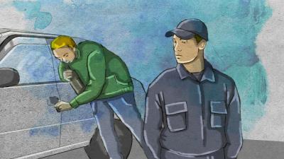 Задержать или пожелать доброго утра: проверьте, как стоит поступить, оказавшись в форме полицейского