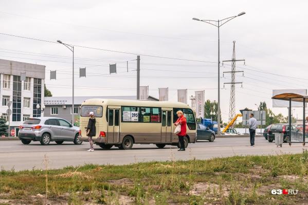 Автобусы увеличат транспортную доступность «Самара Арены» и агропарка для горожан
