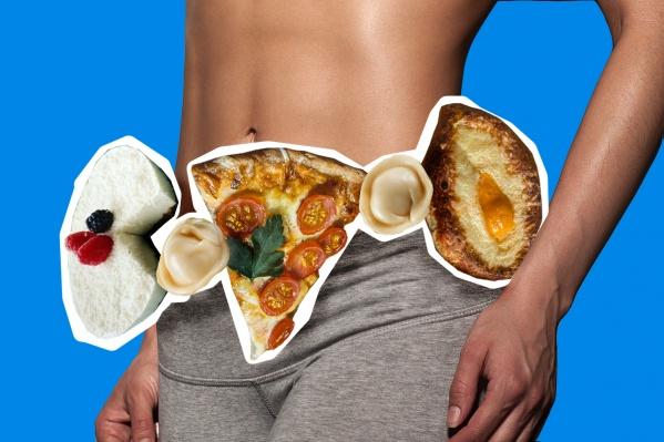 Часто ваше стремление похудеть идет наперекор желаниям домашних есть всякие вкусности