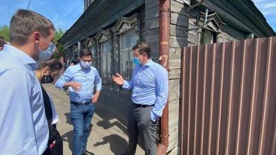 Глеб Никитин наобещал изменений в благоустройстве Нижнего Новгорода. Разбираемся, что к чему