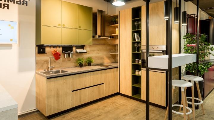 Дизайнеры смогут онлайн создать кухню мечты, а тюменцы заказать ее по скайпу с комфортной рассрочкой