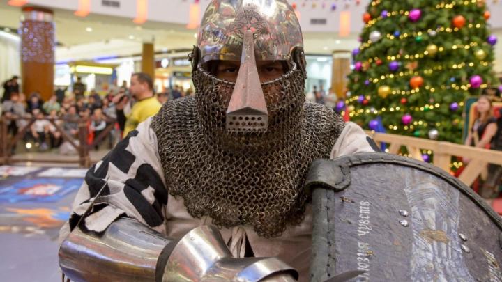 Рыцари со всей России на один день вернут Волгоград в эпоху Средневековья