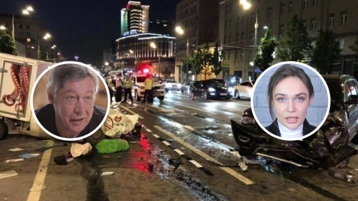 Алена Водонаева резко высказалась о ДТП с Ефремовым и вспомнила пьяных водителей в Тюмени