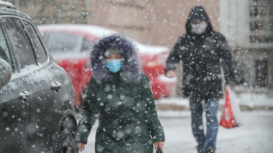 Башгидромет: в республике ударят морозы