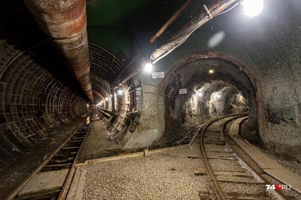 Остановка строительства челябинского метро может обернуться катастрофой. Но свет в конце тоннеля всё-таки есть
