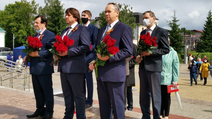 В День памяти и скорби тобольский председатель гордумы поздравил всех с началом войны