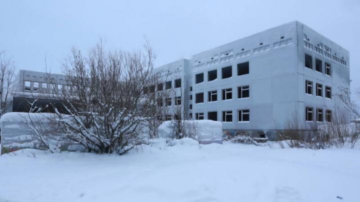 Администрация Архангельска нашла подрядчика для проектирования сноса школы на Первомайской