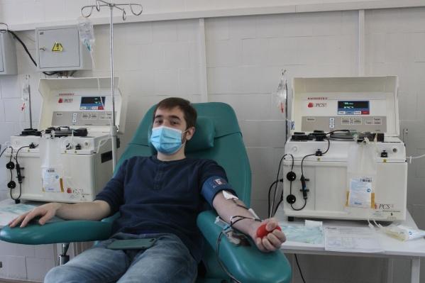 «Доноры ковидной плазмы — воплощение совести современного общества», — говорят врачи