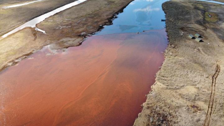 Рассказываем, что известно о, возможно, крупнейшей экологической катастрофе в России к середине дня