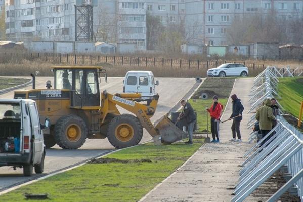 Марат Хуснуллин отметил, что в Омской области дорожное строительство идет хорошими темпами
