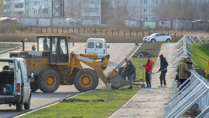 Вице-премьер оценил работу омских властей по нацпроектам