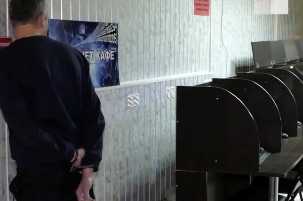 Массовые задержания по казино, работавшим под прикрытием интернет-кафе, прошли зимой прошлого года