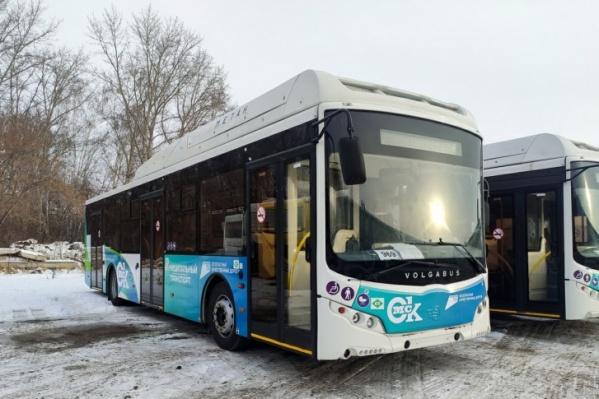 За два года мэрия Омска купила 40 автобусов на метане